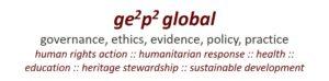 GE2P2 Global Foundation